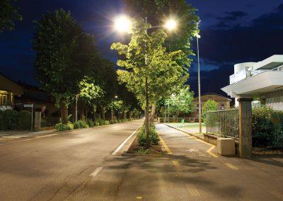 Riqualificazione impianti di illuminazione pubblica
