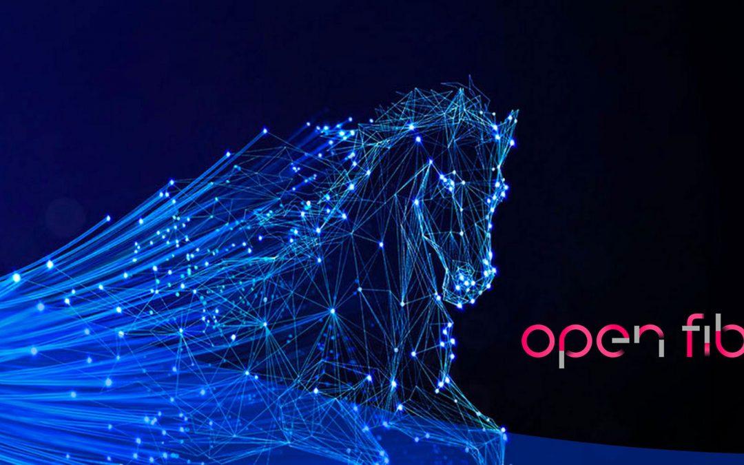 Sprint di Open Fiber per la realizzazione della rete FTTH