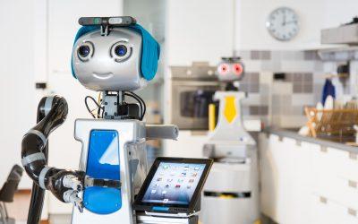 Piccoli robot e realtà virtuale per riabilitare il cervello dei bambini